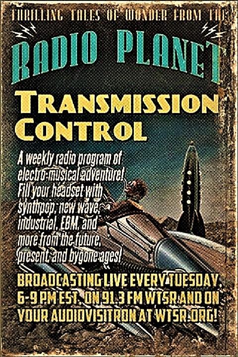 Transmission Control Poster